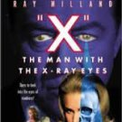 THE MAN WITH THE X RAY EYES 1963 DVD