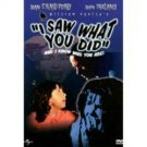 I SAW WHAT YOU DID 1965~DVD