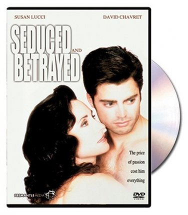 Seduced and Betrayed SUSAN LUCCI DVD