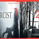 EXORCIST SEASONS 1 + 2 DVD MOVIE PACK