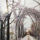 """Oil Painting — Traces—Fine Art Oil Painting-Size: 16"""" x  10""""(40 cm x 25 cm)"""