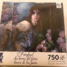 "Puzzle ""Fairland"" by Ceaco 750 pc size 18X24"" new"
