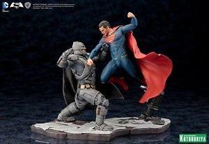 *IN-STOCK* BATMAN VS. SUPERMAN: Dawn Of Justice 2-Pack Statues By Kotobukiya