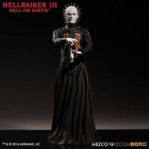 "*IN-STOCK* PINHEAD Hellraiser III: Hell On Earth 12"" Figure by Mezco"