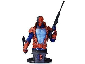 *IN-STOCK* DEATHSTROKE: DC Comics Super Villains Bust DC Collectibles