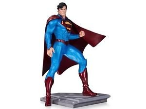 *IN-STOCK* SUPERMAN: The Man of Steel Statue (Cully Hamner) By DC Collectibles