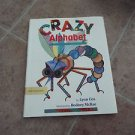 Crazy Alphabet Lynn Cox Rodney McRae *rare children's book*