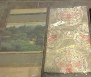 set of fukuro obi kimono # 4