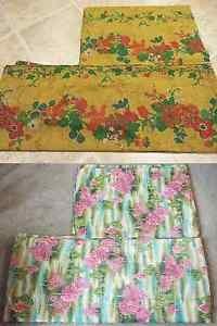 set of 2 wool kimono