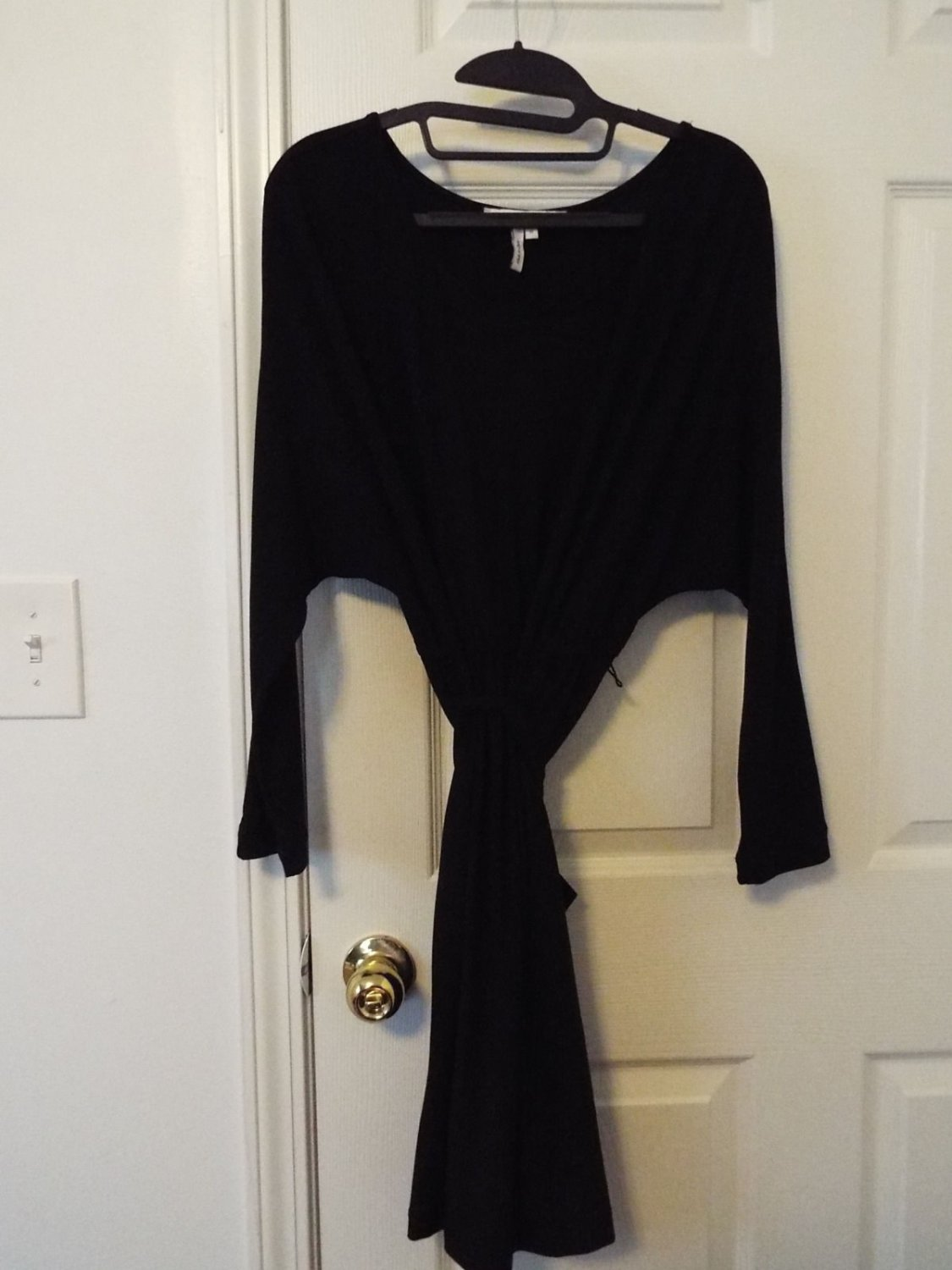 max and cleo dolman boatneck butterfly sleeve size xs