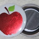 Apple  Foil Magnet