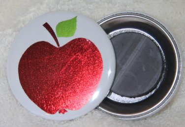 Apple  Foil Magnet