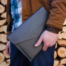 Grey tablet wallet for Samsung Ipad Tablet case