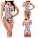 #YH7011 Women's summer clothing banadge hollow out one-piece swimsuit Monokini swimwear