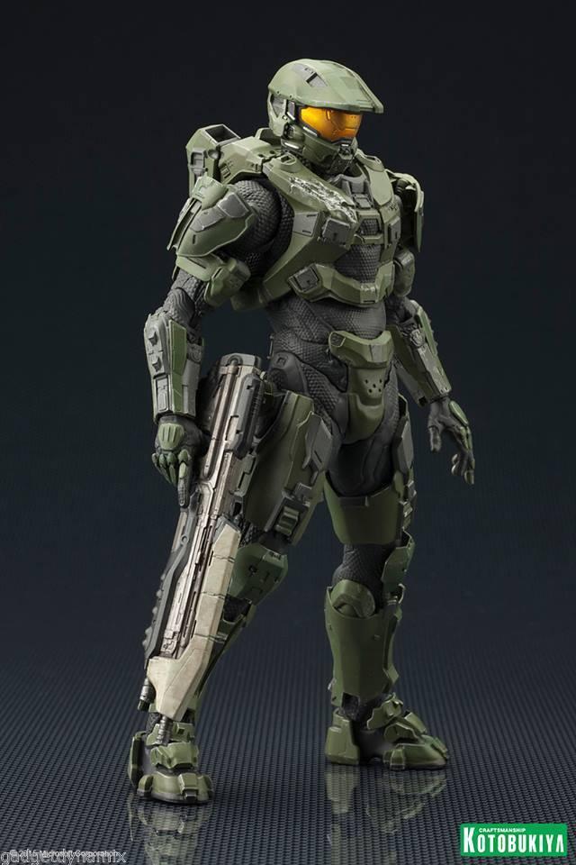 """HALO 4 Master Chief ArtFX+ 8.5"""" 1/10 Statue Kotobukiya UNSC NEW"""