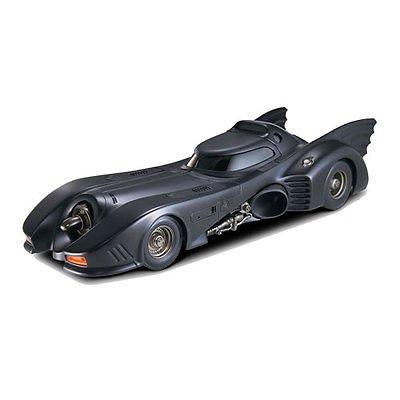 Batman Returns Batmobile 1:18 Scale Hot Wheels Heritage Die-Cast Veh