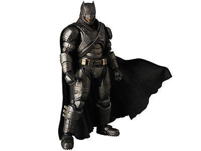 "ARMORED BATMAN MAFEX - NO.023 MIRACLE ACTION 6.25"" FIGURE EX BY MEDICOM"
