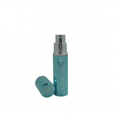 Pocket Scents Aqua Star style 5ml refillable perfume travel atomisers boxed