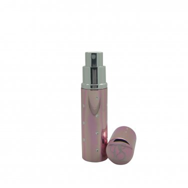 Pocket Scents star style 5ml refillable perfume travel atomisers boxed (Pink)