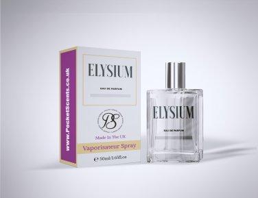 Pocket Scents Elysium 50ml EDP Women's Fragrance