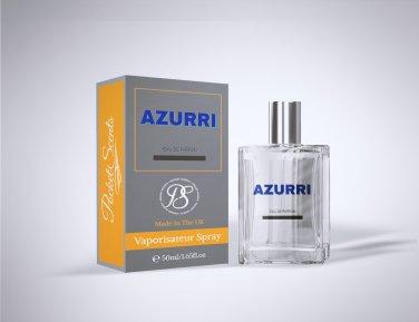 Pocket Scents Azurri 50ml EDP Men's Fragrance