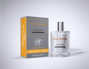 Pocket Scents Oud Wood 50ml EDT Men's Fragrance