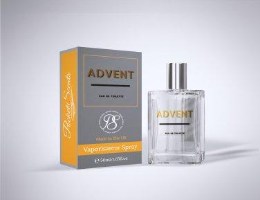 Pocket Scents Advent 50ml EDT Men's Fragrance