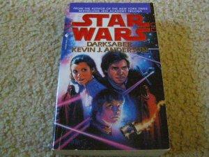 Star Wars Darksaber written by Kevin J. Anderson