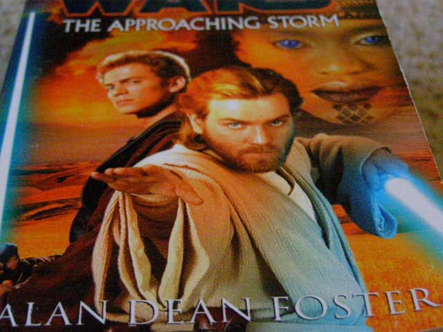 Star Wars The Approaching Storm written by Alan Dean Foster