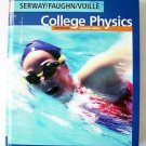 Thomson Brooks Cole COLLEGE PHYSICS Enhanced Seventh Edit by SERWAY FAUGHN  etc.