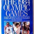 The 1984 Olympic Games : Sarajevo / Los Angeles 1984 Dick Schaap OLYMPICS Book