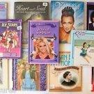 LOT 11 CHILDRENS KIDS BOOKS Women BIOGRAPHY 8 Hardcovr + 3 Softcovr Gr 4 5 6 VG+