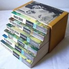 THE FORSYTE CHRONICLES Galsworthy NOVELS 1969 Scribners 6 BOOK BOX SET Books