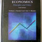 ECONOMICS Principles & Policy 10th Tenth Edition 10 BAUMOL & BLINDER Student Ed.