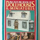McCALL'S BIG BOOK OF DOLLHOUSES & MINIATURES Chilton Book Company 1983 Softcover