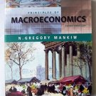 PRINCIPLES OF MACROECONOMICS Third 3rd Edition 3 by N. Gregory MANKIW Student Ed