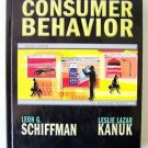 CONSUMER BEHAVIOR Eighth Edition 8 by Schiffman & Kanuk HARDCOVR STUDENT Edition
