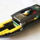 LEGO 76006 MARVEL Iron Man Extremis Sea Port Battle BOAT ONLY Incomplete w/o box