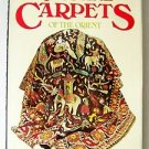 RUGS AND CARPETS OF THE ORIENT by Nathaniel Harris ~ with dj ~ Oriental Rug book