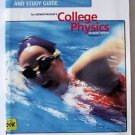 College Physics Volume 1 STUDENT SOLUTIONS MANUAL and STUDY GUIDE  Serway Faughn