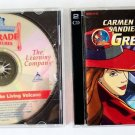 Carmen Sandiego's Great Chase Through Time AND Clue Finders 5th Grade Adventures