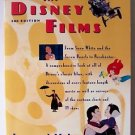 THE DISNEY FILMS Third 3rd Edition 3 Leonard Maltin MOVIES Animation Book Walt