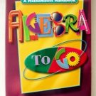 ALGEBRA TO GO Mathematics Handbook MATH RESOURCE Equations Ratios Functions etc