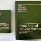 VETERINARIAN Small Animal Clinical Nutrition BOOK 4th Edition + Pocket Companion