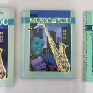 LOT 3 Macmillan MUSIC & YOU Student & Teacher Edit + PIANO ACCOMPANIMENT Grade 7