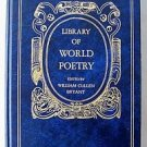 William Cullen Bryant LIBRARY OF WORLD POETRY 1970 Published by Avenel Books