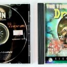 Lot 2 CD set The Time Warp of Dr Brain AND Dr Brain IQ Adventure BRAIN PUZZLES