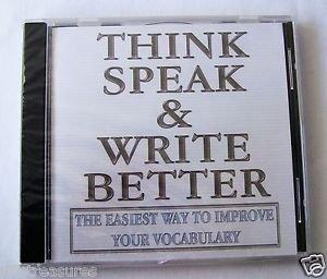 WordSmart version 4 Volume I - THINK SPEAK & WRITE BETTER  Mac & Windows CD NEW