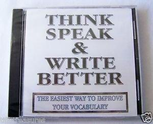 WordSmart version 4 Volume H - THINK SPEAK & WRITE BETTER  Mac & Windows CD NEW
