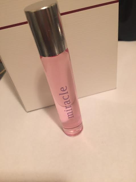 Miracle Lancome Perfume Roll on Travel Size New